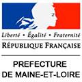 Logo préfecture du Maine et loire